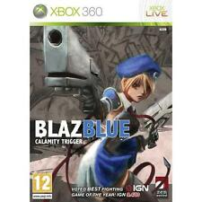 Pal version Microsoft Xbox 360 Blaz Blue Calamity Trigger