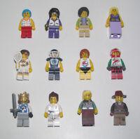 Lego ® Minifigure Figurine Personnage Serie Spéciale 2017 Choose Minifig NEW