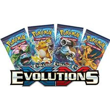 1x Pokemon XY Evolutions Booster Pack - Genuine & Sealed | Buy More & Save