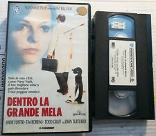 VHS - DENTRO LA GRANDE MELA di Tony Bill [WARNER BROS]