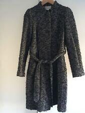 H&M Wool Blend Coat Size 36