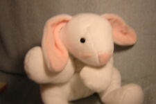 "TY beanie babys ""Clover"" (pillow pal bunny)  pics!!"
