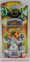 White Flocked Lightcore Prism Break - Skylanders Giants Figur LC Chase Variante