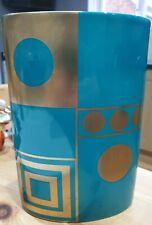 Jonathan adler santorini althea golden eye  vase