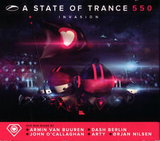 A State Of Trance 550: Invasion 5xCDs of Progressive Trance *NEW* (Box C147)