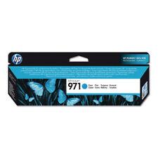 HP 971 Cyan Original Ink Cartridge CN622AE