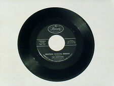 """THE CREW CUTS*WHATEVER,WHEREVER.WHOEVER/ THE ANGELUS*1957*7""""45 RPM POP*MINT"""