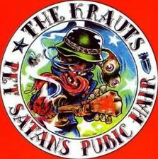 KRAUTS Pet satans pubic hair CD