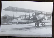 AVIATION, PHOTO AVION CAUDRON C.59 ET.2