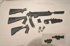 1/6 Dr Figures RX4 Rifle missing rails (read description)