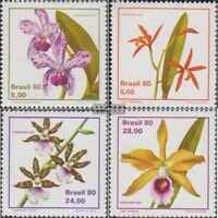 Brasilien 1785-1788 (kompl.Ausg.) postfrisch 1980 Briefmarkenausstellung