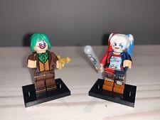 LEGO DC Super Heroes Harley Quinn w// Hammer Custom Minifigure 70916 76035 7886