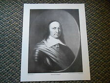 The Perry Picture 109 Peter Stuyvesant New York Historical Society Print Vintage