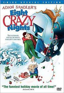 Eight Crazy Nights DVD Seth Kearsley(DIR) 2002