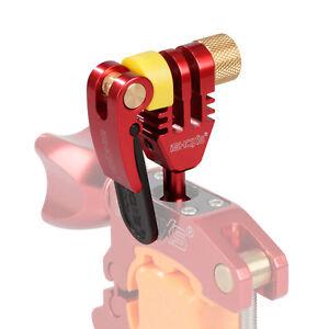 iSHOXS ProLock CNC Action-Camera Schnell-Arretierung kompatibel zu GoPro Zubehör