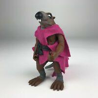 Vintage 1988 Playmates Teenage Mutant Ninja Turtles Hard Head Splinter TMNT