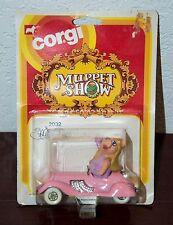 1979 CORGI JIM HENSON MUPPET SHOW MISS PIGGY DIE CAST VEHICLE MOC