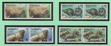 VANUATU 8 timbres neufs 1988 série dugong /T353