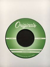 "THE UMC'S / BLUE MITCHELL ""One To Grow On"" Hip-Hop 45 + OG sample! 7"" (Breaks)"