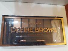 Profusion Cosmetics Define Brows Professional Brow Kit - Brand New
