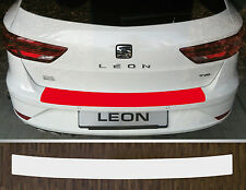Bumper Strip Protective Film Clear Seat Leon St Estate Facelift From 17