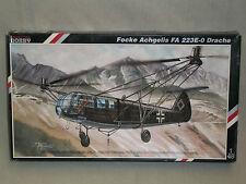 Special Hobby 1/48 Scale German Focke Achgelis FA 223E-0 Drache