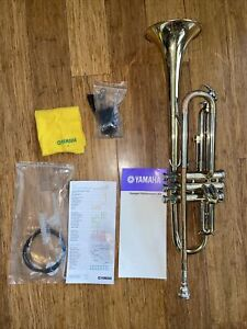 • • • Vintage Blessing Scholastic Trumpet  / Cornet w/ Hard Case • • •