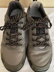 MERRELL Men's Sz 9M Proterra Brindle Olive Hiking Casual Trail Shoes