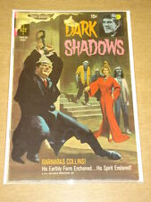 DARK SHADOWS #10 FN (6.0) GOLD KEY COMICS AUGUST 1971