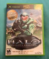 Halo: Combat Evolved (Game of the Year) (Microsoft Xbox, 2002) TESTED XBOX HALO
