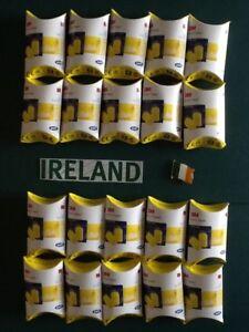 20 x PAIRS 3M EARPLUGS FOAM EAR PLUGS - FREE POSTAGE IN IRELAND -BEST QUALITY