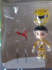 Mighty Morphin POWER RANGERS Yellow Ranger Loyal Subjects blind action vinyls