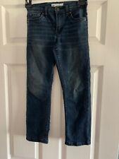 Levis's Kids Boys 511 Slim Fit Jeans, Regular Size 7, Good Condition Streachy