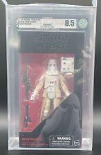 "Star Wars Black Series 6"" Red Line ""Snowtrooper"" #35 AFA 8.5 (Archival)"