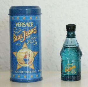 VERSACE BLUE JEANS Parfum Miniatur Sammler 7,5ml Mini Parfum