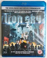 Iron Sky            Blu-Ray   Brand new and sealed