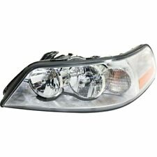 2005 - 2011 Fits For LN Town Car Headlight W/HID Left Driver Side