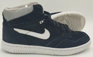 Nike Sky Force '88 Mid Suede Trainers 429772-001 Black/White UK7.5/US8.5/EU42