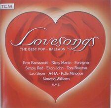 Love Songs-The Best Pop-Ballads (tracce 16, 2005) Eros Ramazzotti, Toni B.. [cd]