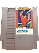 Flying Dragon The Secret Scroll ORIGINAL NINTENDO NES GAME Tested + Working