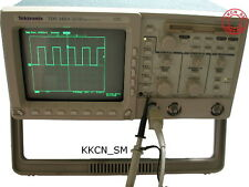 Used:  Tektronix Tek TDS340A 340A 2Ch 100MHz 500Ms Digital Real time Osciloscope