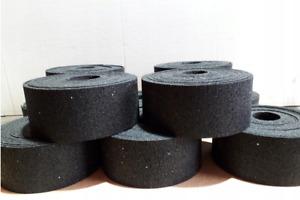 3 mm Rolle aus Gummigranulat == Bautenschutzmatten == Terrassen Pad Terrassenbau