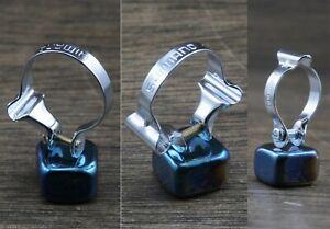 "NOS Vintage Shimano Cable CLAMP 1"" 5/8"" Road Bike Brake Shifter Schwinn Bicycle"