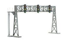 oo Strassen Gebäude - Signal Signalbrücke Plastik Set - Dapol C017