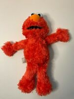 Sesame Street Elmo 2013 Plushie 13 Inches Long