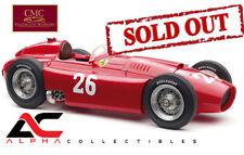CMC M-183 1:18 Ferrari D50 1956 GP Italy Monza #26 Collins/Fangio
