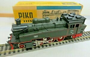 PIKO Gauge H0 Steam Locomotive 1831 (BR 75) K.Sächs.sts.e.b.in Green Tested IN