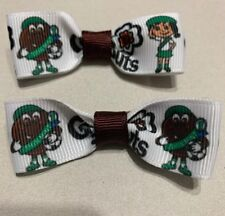2 Ponytail Holders - Girls Scouts