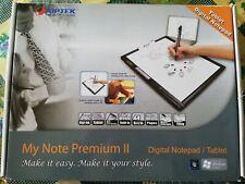 Aiptek  note premium II blocco note digitale tavoletta grafica