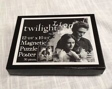 NECA Summit Entertainment Twilight 30 Piece Magnetic Puzzle Poster In Box